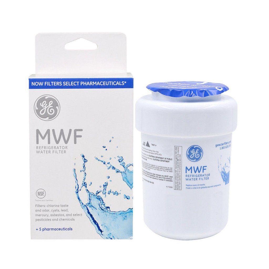 Ge General Electric Mwf Refrigerator Water Filter Con Imagenes Ing