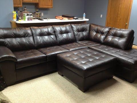 Best Simmons Manhattan Living Room Sectional 2 Piece Set Big 400 x 300