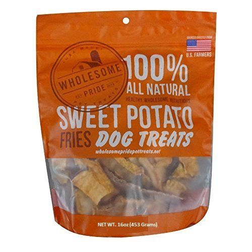 Wholesome Pride Wholesome Pride 1 Pound Bag Of Sweet Potato Fries