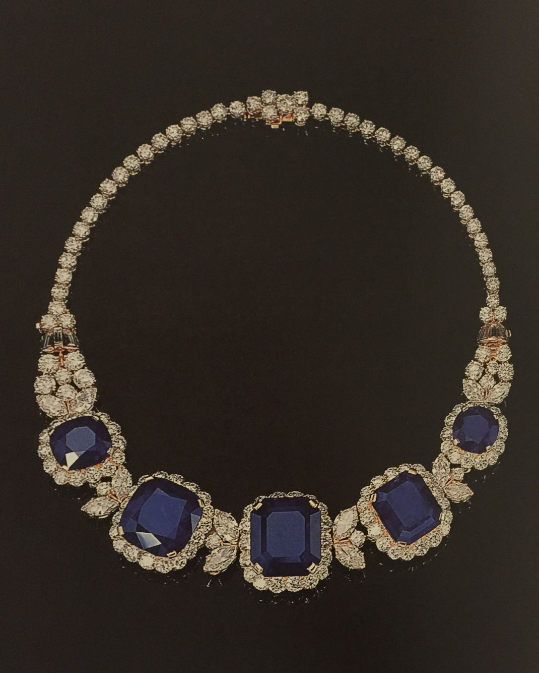 Luz Mila Patiño, Countess du Boisrouvray jewels