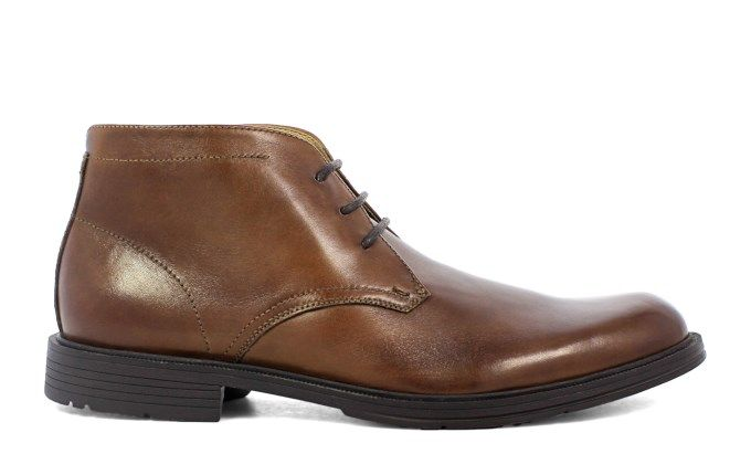 Florsheim Men's Mogul II Medium/X-Wide Chukka Boots (Cognac ...