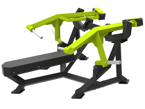 chest press flat  at home gym home made gym no