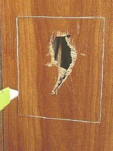 Repairing Plywood Paneling Ehowdiy