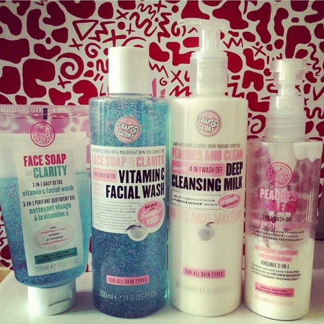 Beauty skin care - GOOD WORK @raychlovesbeauty! Join the TheBigClean team with our soaper cleansers! REGRAM soapandglory #skincare