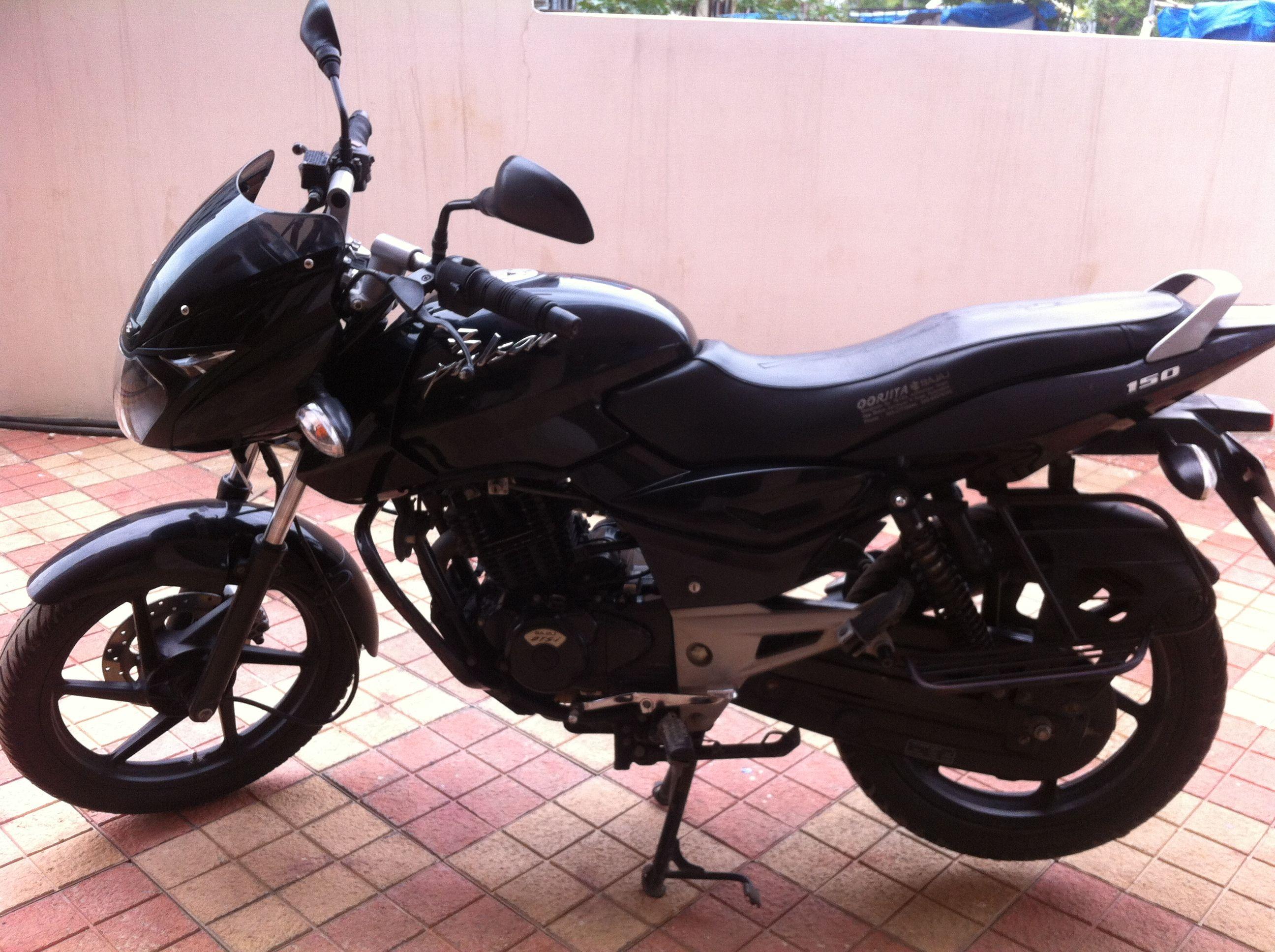 Bajaj Pulsar Is For Sale In Hyderabad More Details On The