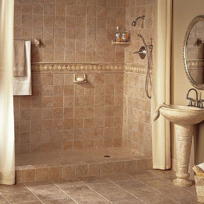 Small Floor Tile Design Inspiration For Bathroom Classic Luxury Desaign