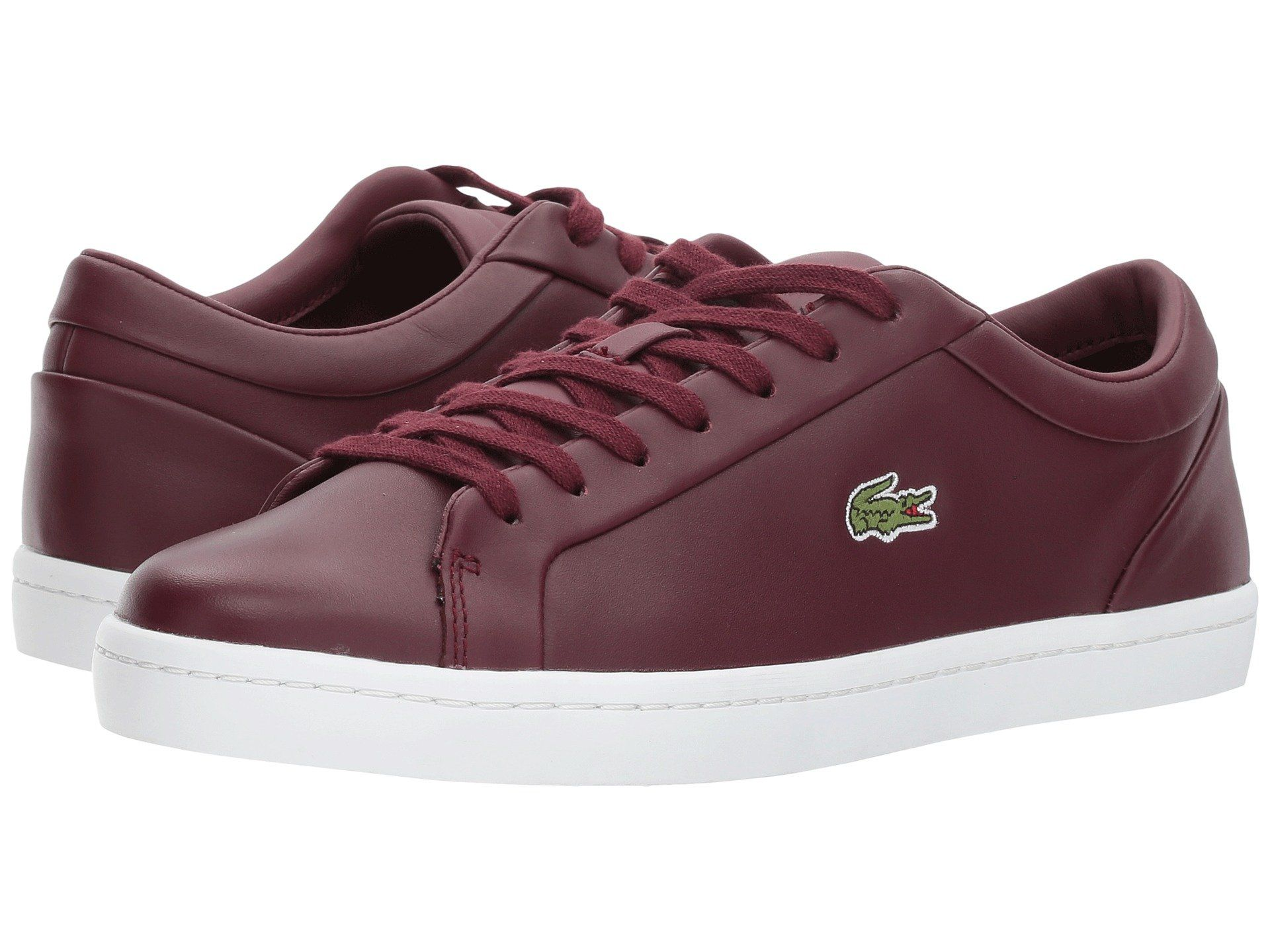 2c4a830fe LACOSTE Straightset Lace 317 3.  lacoste  shoes