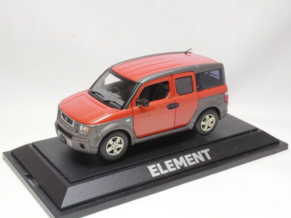 Hdc Honda Element Orange Metallic Sa187 1 43 By Ebbro Ebbro