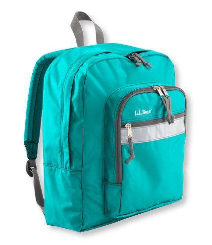 L L Bean Original Book Pack School Backpacks Free Shipping At