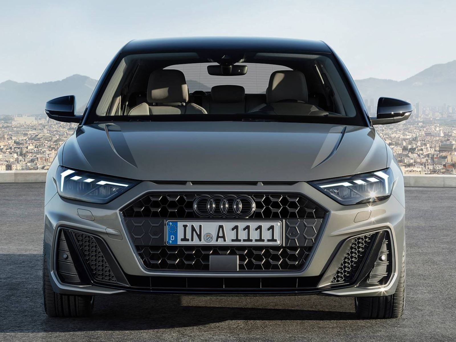 New Audi A1 Revealed Causing Speculation About S1 Packing 250 Hp 186 Kw Audi A1 Audi A1 Sportback Audi Sportback