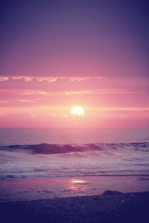 Sunset Wallpaper Wallpapers Pinterest