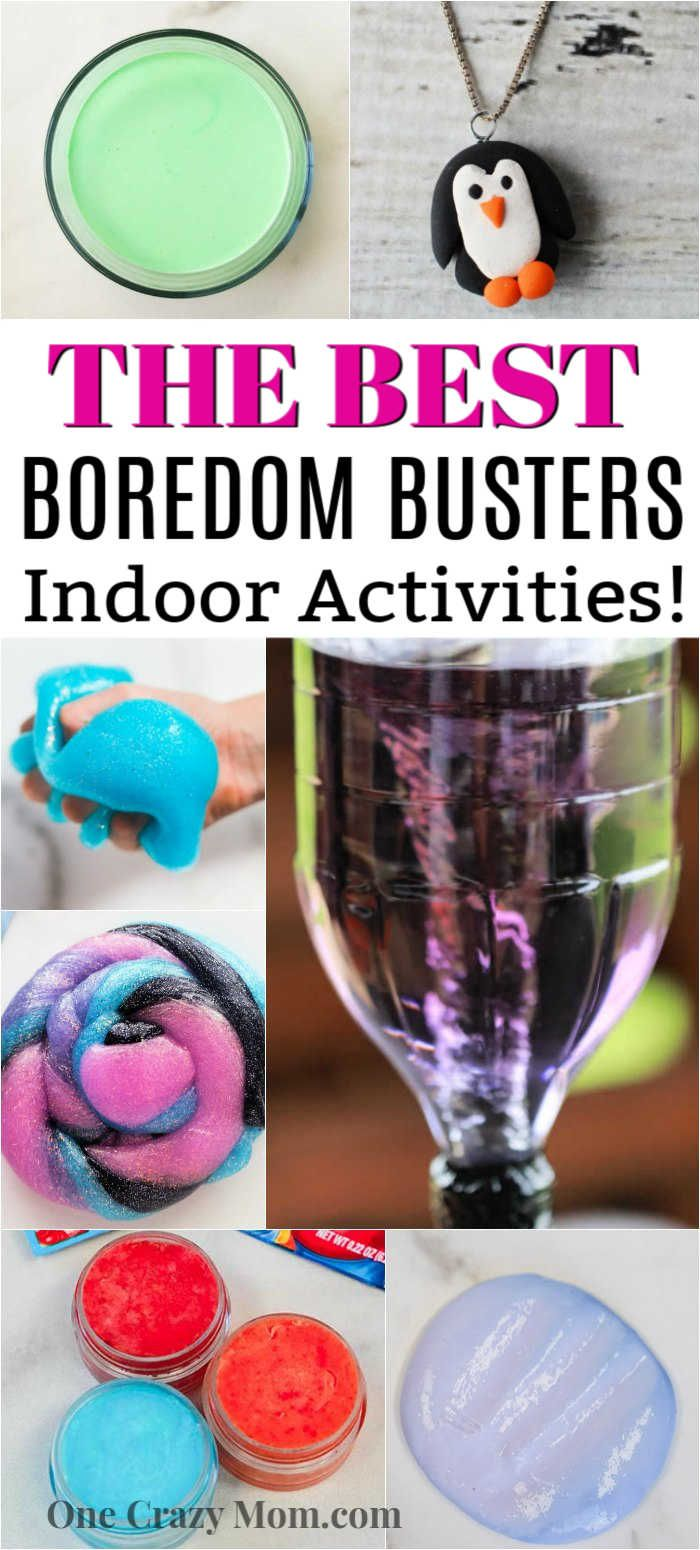 Photo of Indoor activities for kids – 30+ boredom busters for kids