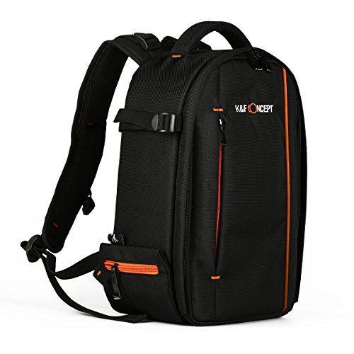 K&F+Concept+Professional+Camera+Backpack+for+DSLR+Digital+Camera+Black+Laptop+Case