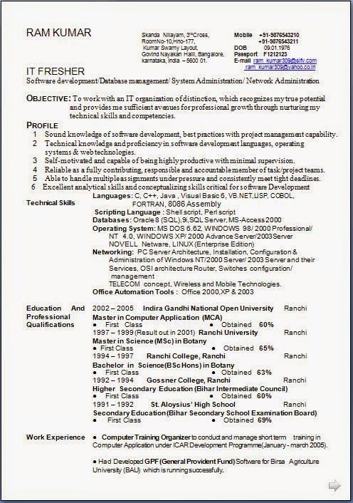 medical assistant resume templates Sample Template Example of - network administration resume
