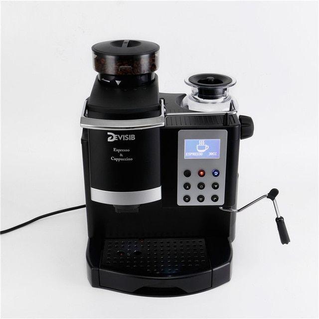 Devisib Professional All In One Espresso Coffee Machine
