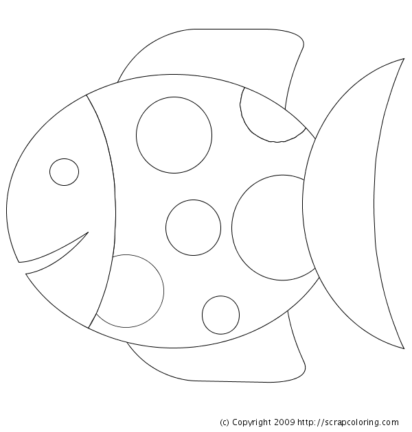 Fishers Of Men Coloring Page 2fish Pages