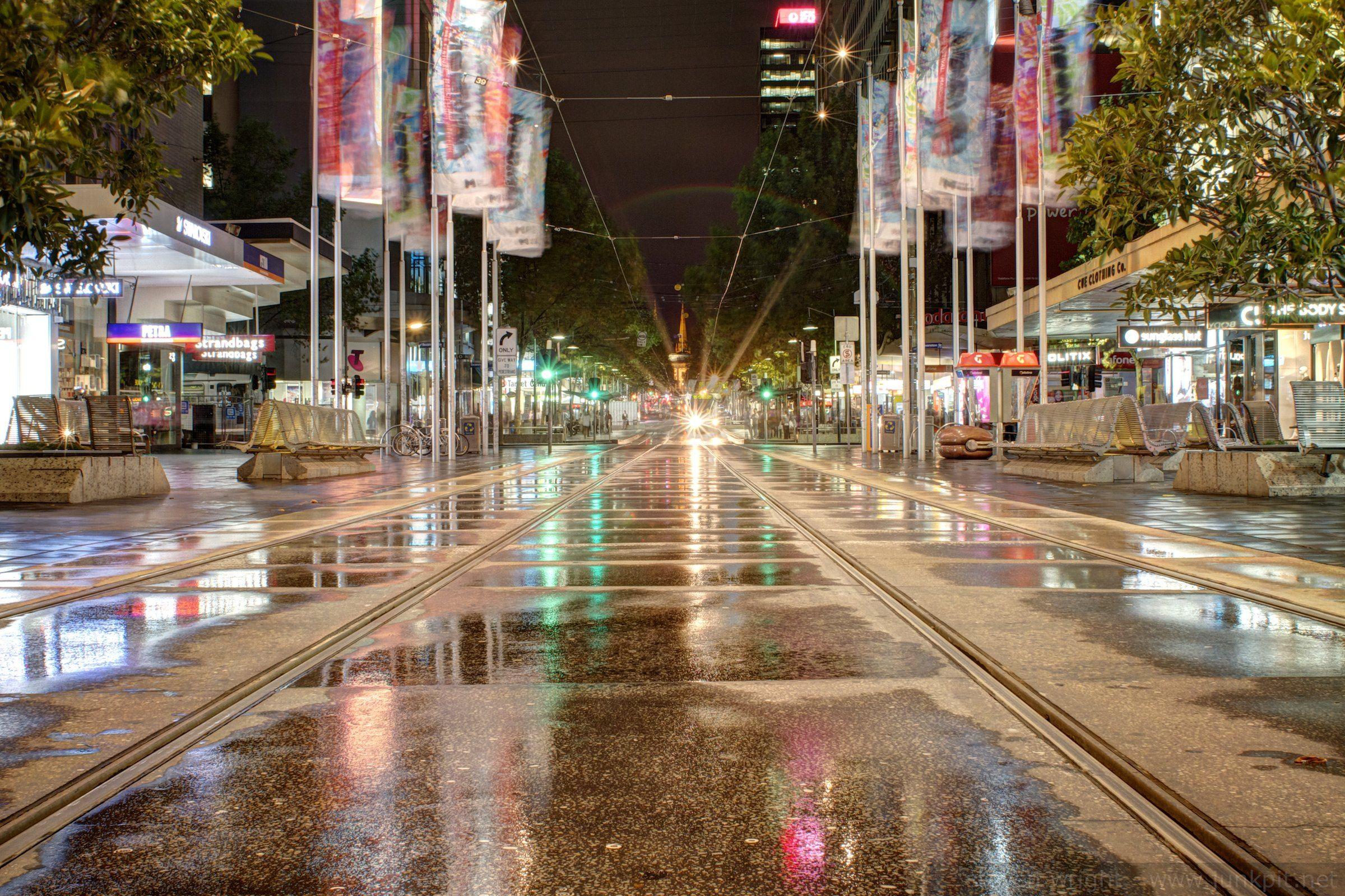 City Street Night Google Search City Streets Night City