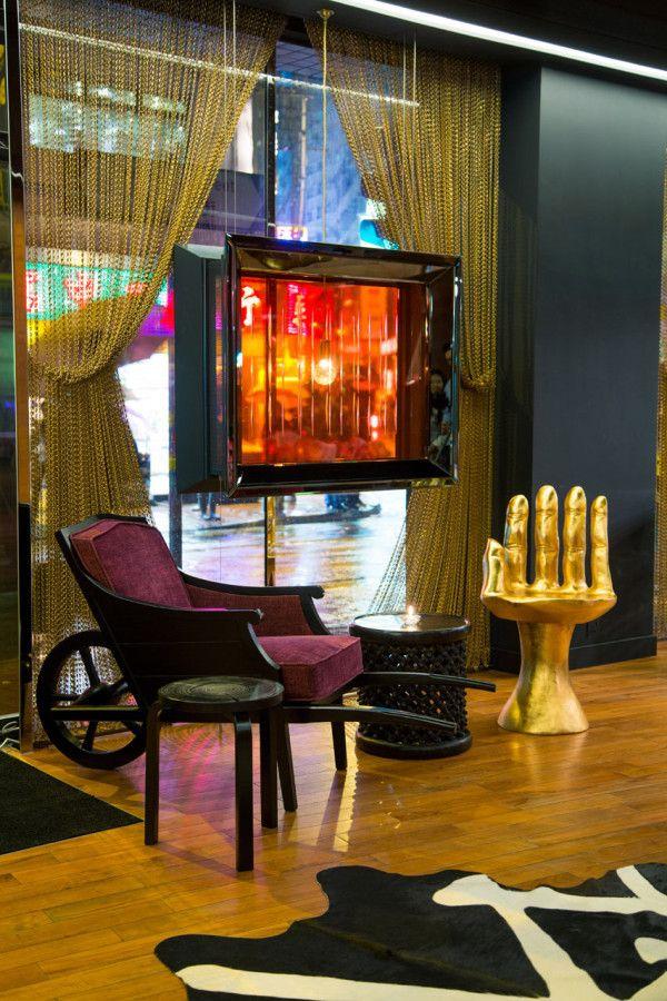 Un hôtel à Hong Kong décoré par Philippe Starck   design d'intérieur, décoration, architectes d'intérieur. Plus de news sur magasinsdeco.fr/