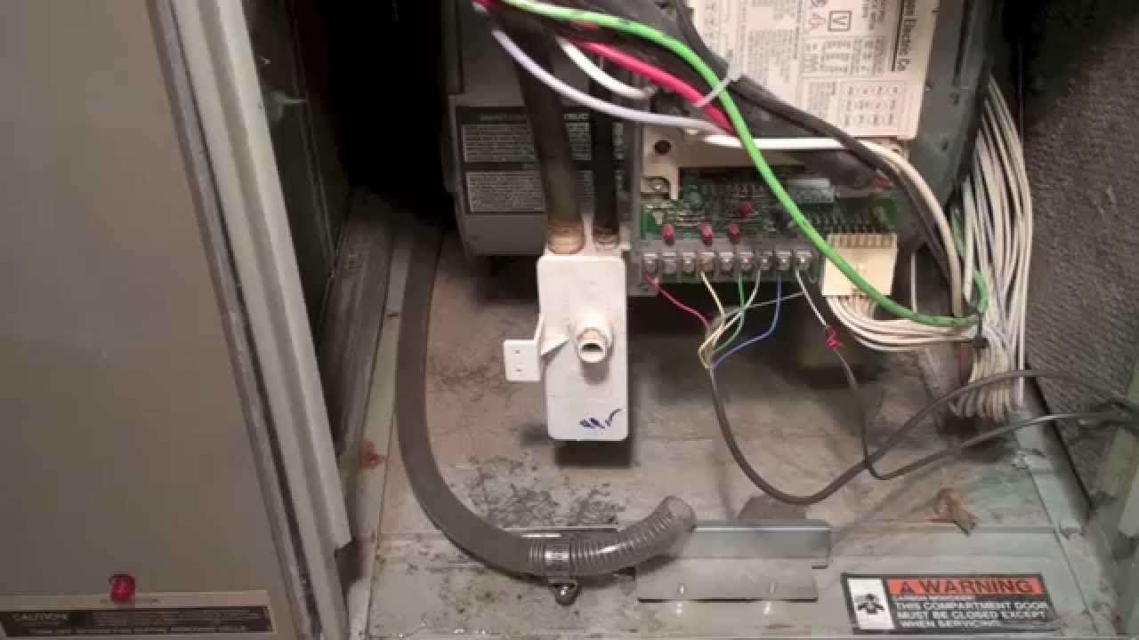 Furnace Condensate Drain Cleaning Furnace Repair Drain
