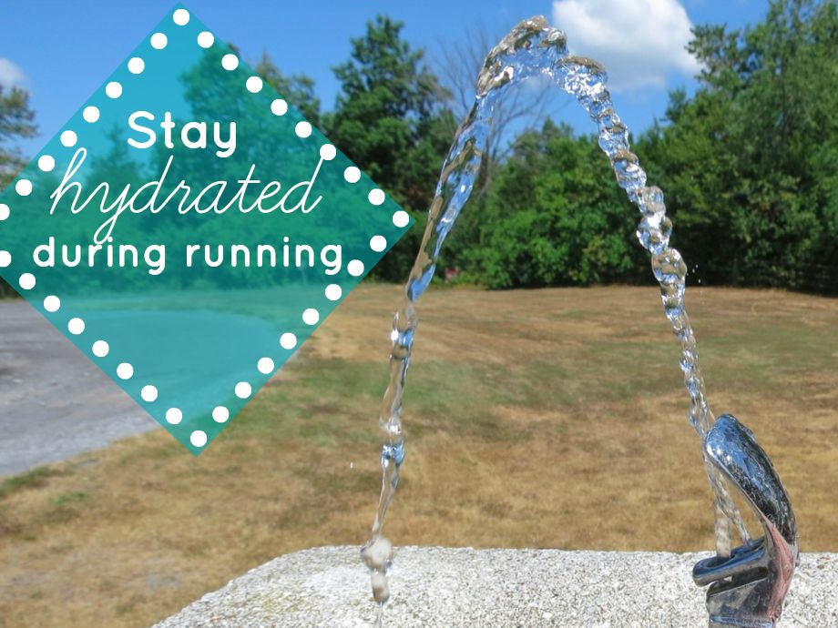 Stay hydrated during running hydration stay hydrated stays