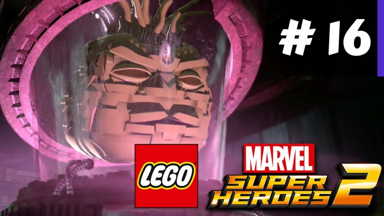 Hala Is It Kree Youre Looking For? Walkthrough Part 16 LEGO