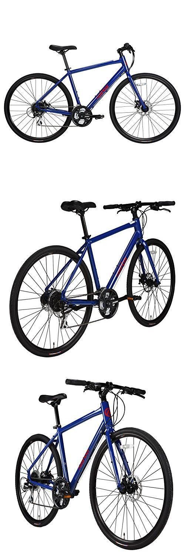 Nashbar Flat Bar Disc Road Bike 19 Inch Bike Hybrid Bike