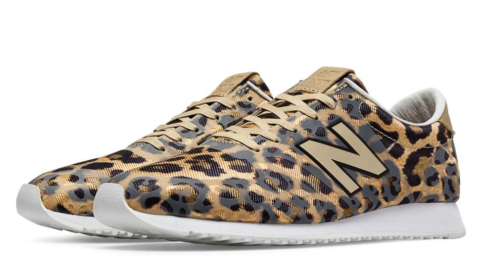 Tokyo Design Studio 420 Leopard Print Sneakers Sneakers Sport Fashion