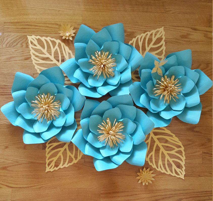 papel de pared flores fondo de flor de papel teln de fondo flor papel de boda flores de papel grandes pieza central wedding flor de papel decoracin de