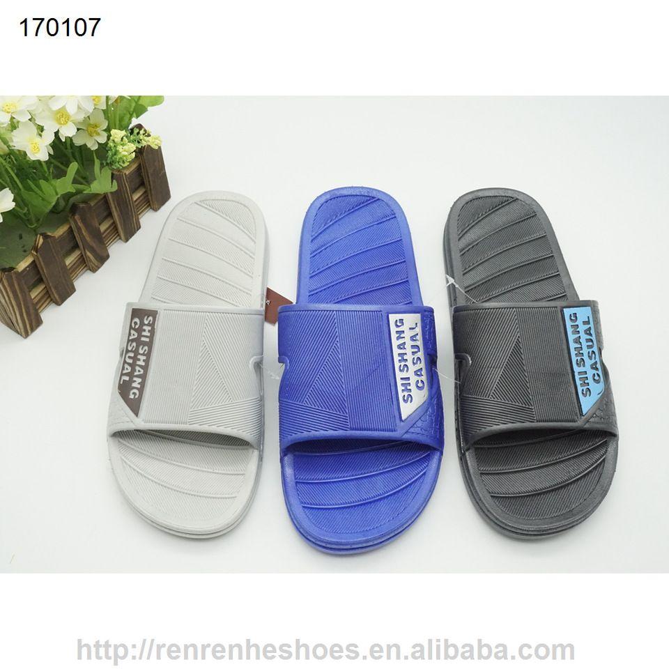 9eab88819 2017 pvc air blowing men slipper latest design house bath sandal   mensslippers