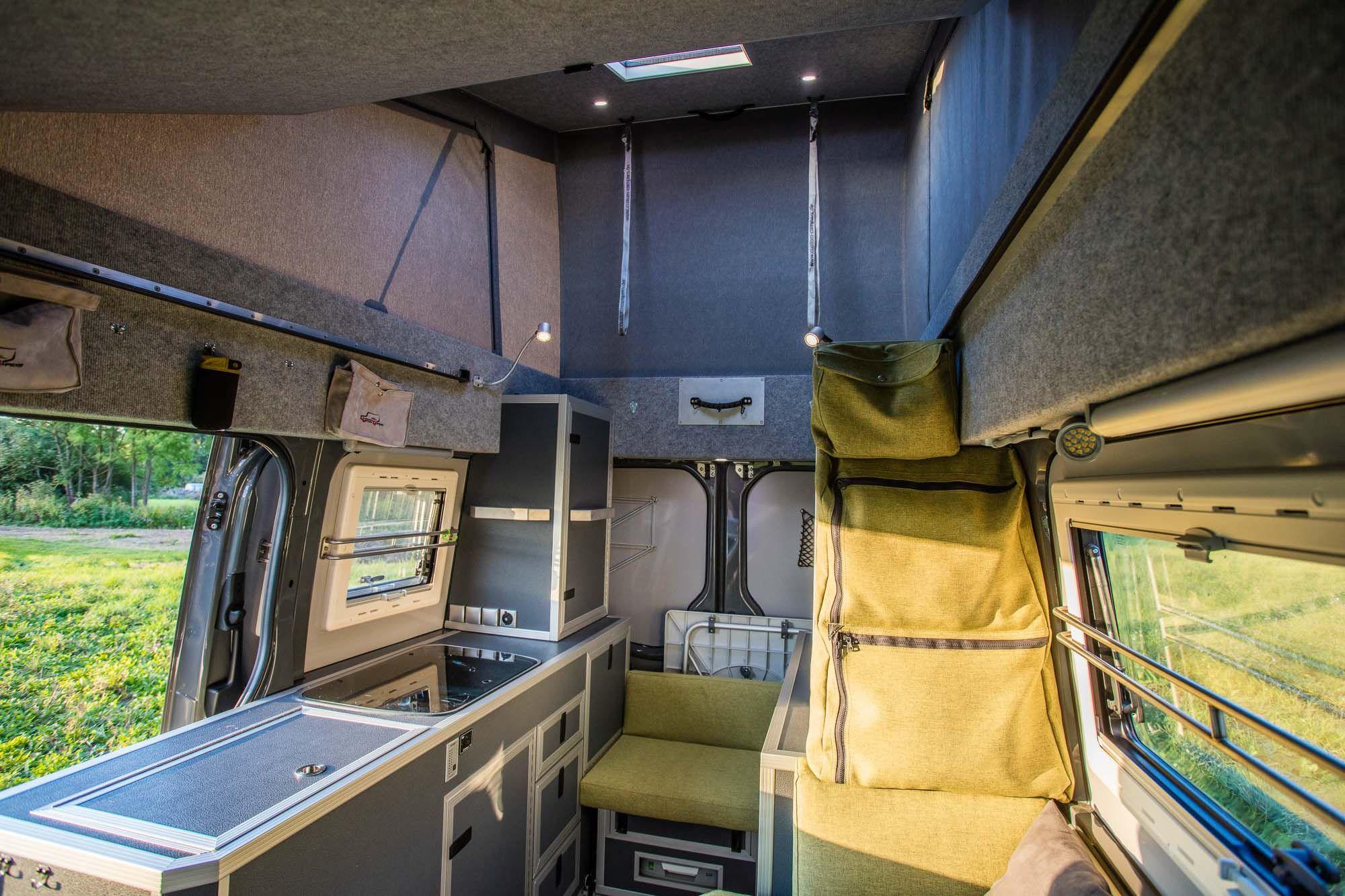 Aufstelldach Vw Crafter Vw Crafter Custom Campers Volkswagen