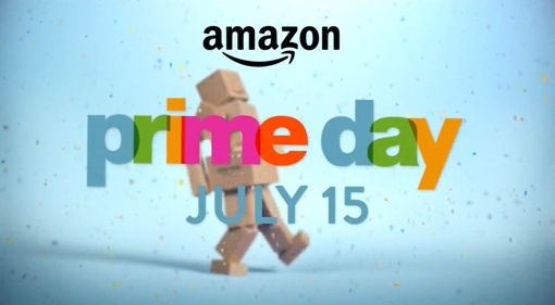 Amazon Prime Day on July 15 - be a Prime member or use the 30-day free trial
