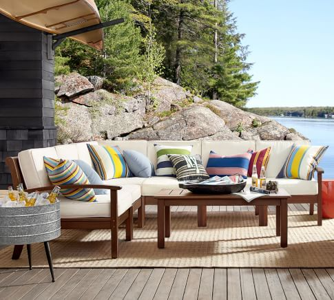 Patio Ideas Inspiration Furniture Decor Pottery Barn Outdoor Furniture Sale Poolside Furniture Outdoor Furniture Sets