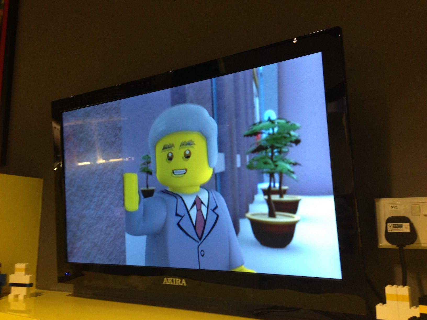 Lego TV - Bucks'n'cubes