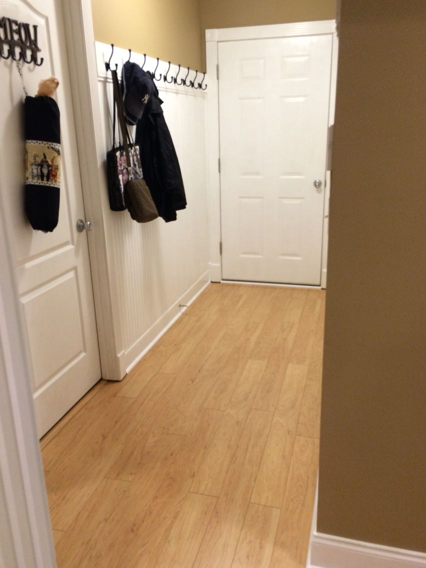 New Pergo XP Vermont Maple Flooring - do we want to consider laminate  PY44