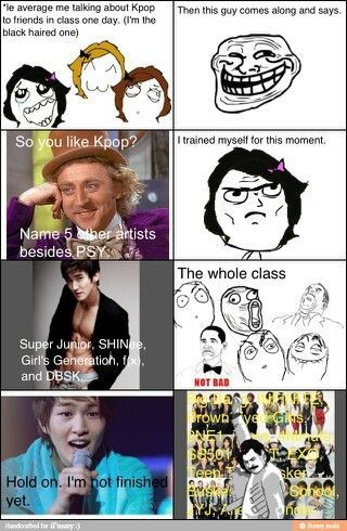 kpop memes school - Google Search