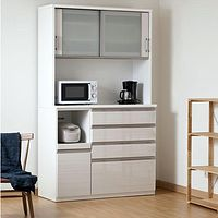 キッチンボード ポスティア 120kb Wh インテリア 家具 インテリア 通販 インテリア