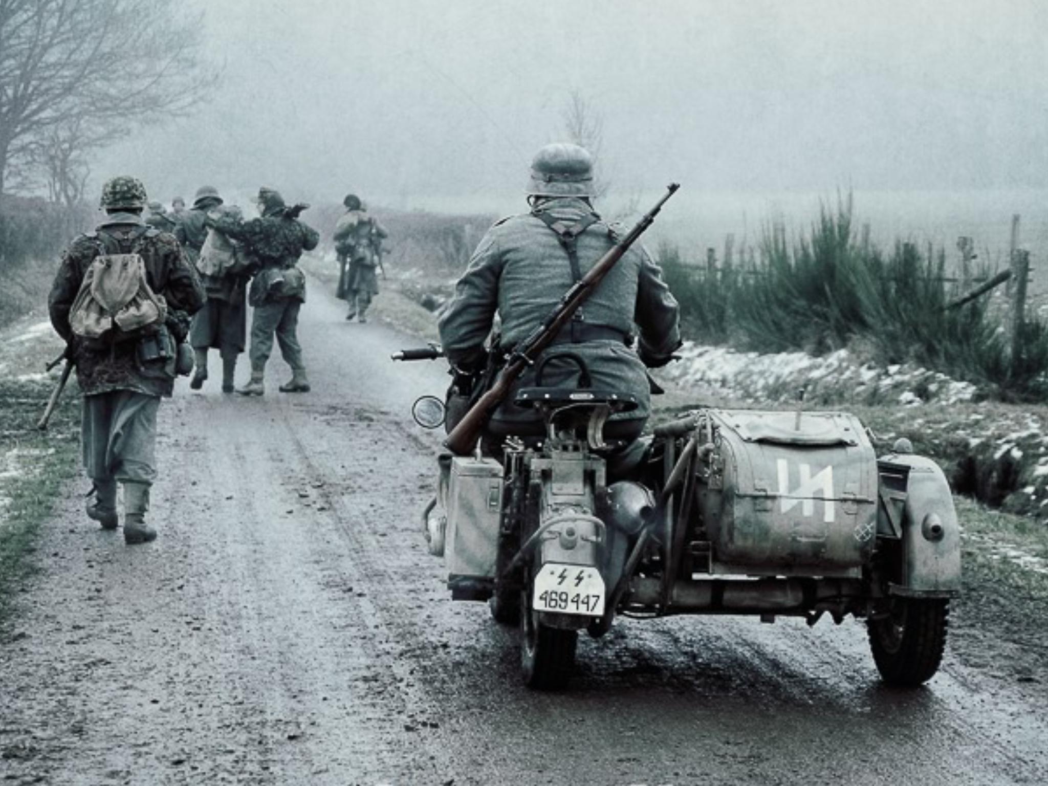 Pin von Joe auf Cool side cars Motorrad und Soldaten
