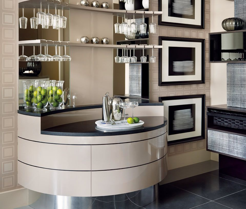 Exceptionnel Interior Design Company Unveils Its New Kelly Hoppen Designed Contemporary  Kitchen.