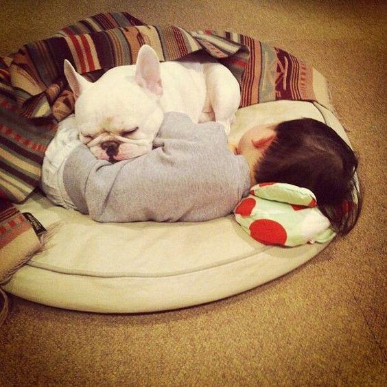 Baby Boy And French Bulldog Love French Bulldog Funny Bulldog