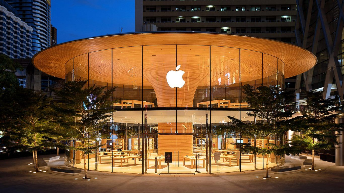 A New Apple Store Emerges In Thailand Designed By Foster Partners In 2020 Foster Partners Architecture The Fosters