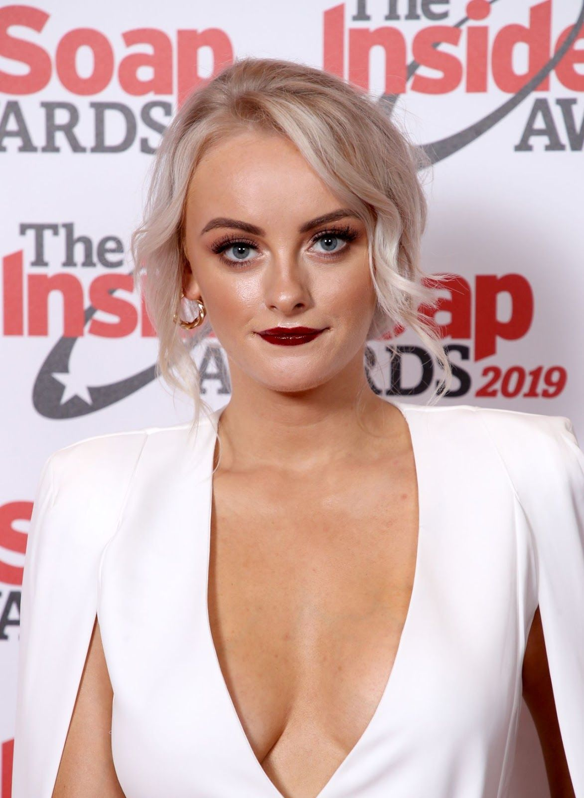 Katie McGlynn Inside Soap Awards 2019 in London Soap