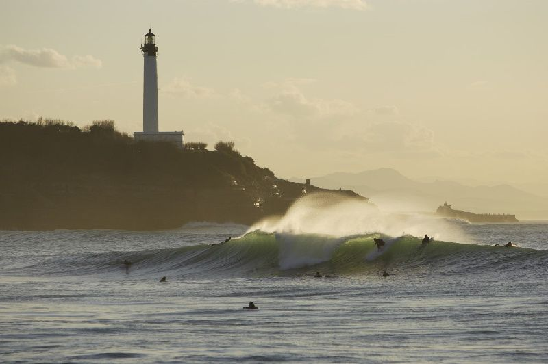 La Chambre D Amour Anglet 64 Surfing Biarritz Natural Landmarks
