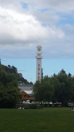 Campanil Universidad de Concepción
