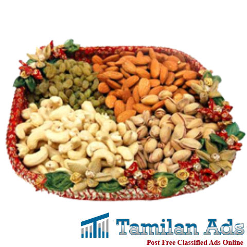 Wholesaler of Finest Dry Fruits - Tamilan Ads | Tamilan Ads | Dried