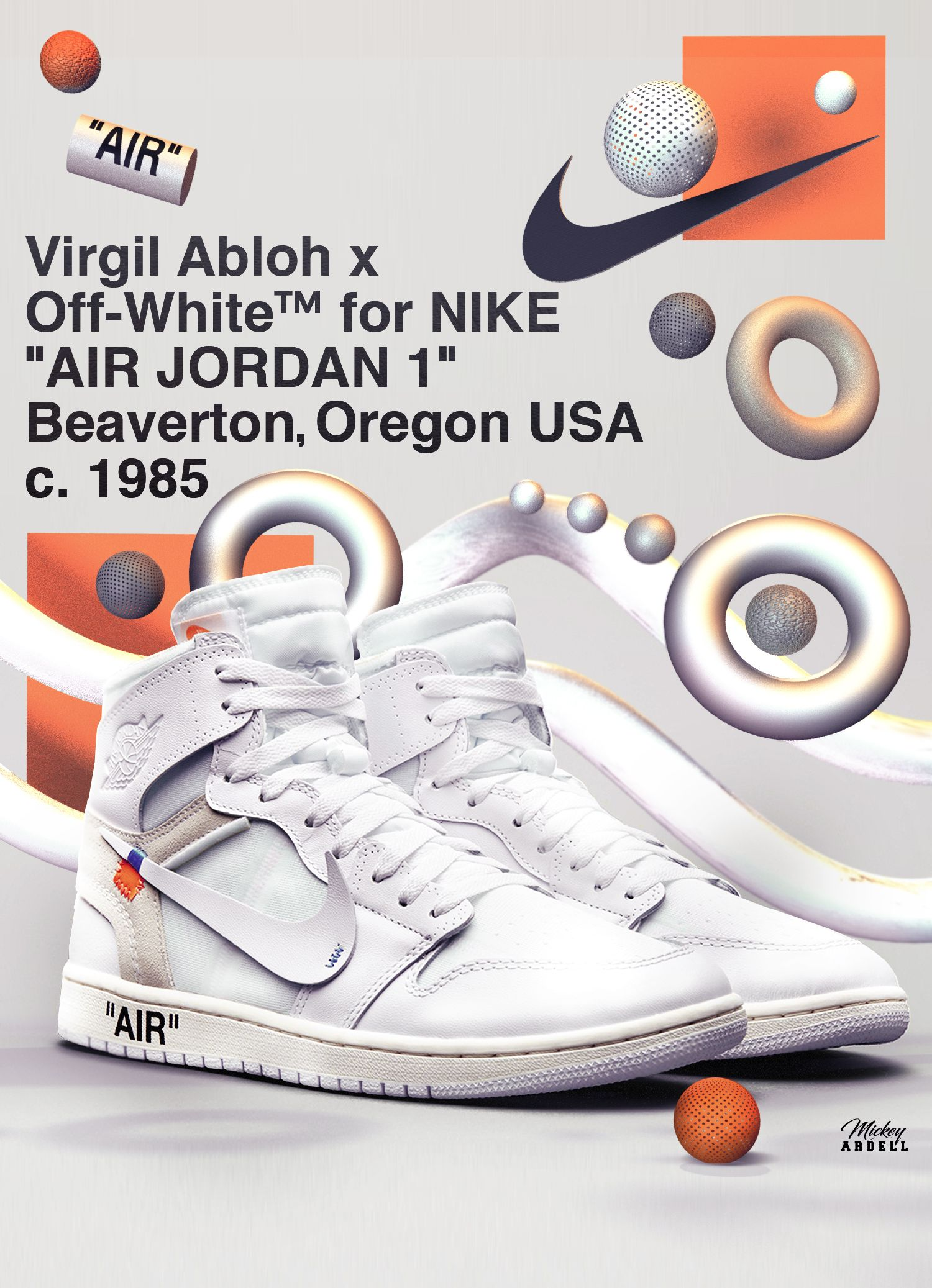 643eaae0e6376a Virgil Abdoh Off-white Nike Air Jordan 1  wmcskills
