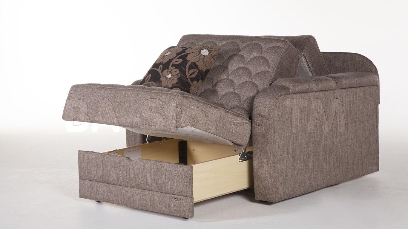 Most Expensive Lazy Boy Chair Indoor Hammock Ikea Verona And A Half Full Sleeper Redeyef Brown