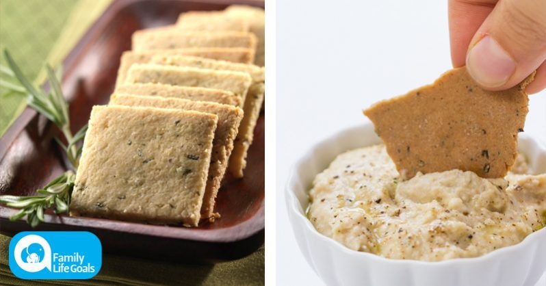 Image of replace cancer causing processed crackers by making your image of replace cancer causing processed crackers by making your own gluten free rosemary solutioingenieria Image collections