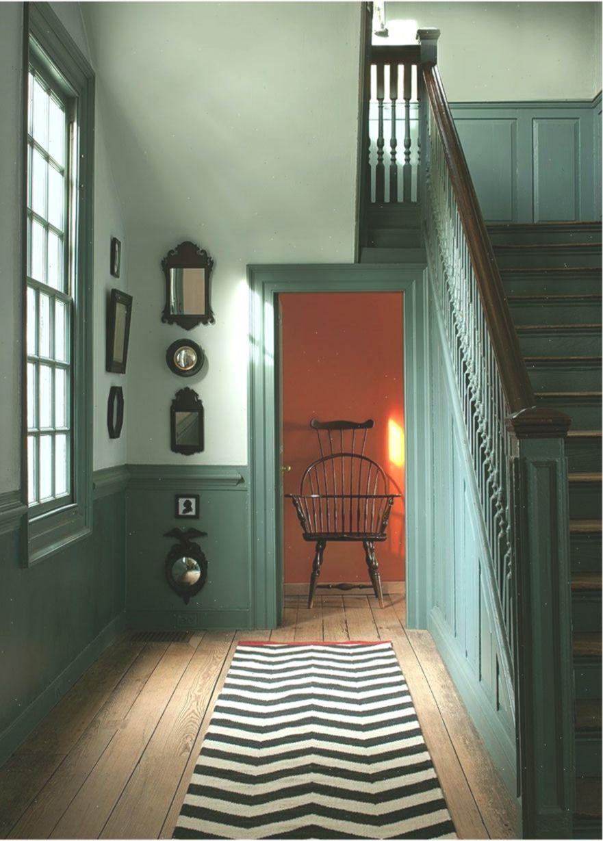 Peindre Une Cage D Escalier En 2 Couleurs favorite paint colors ~ the new williamsburg collection from