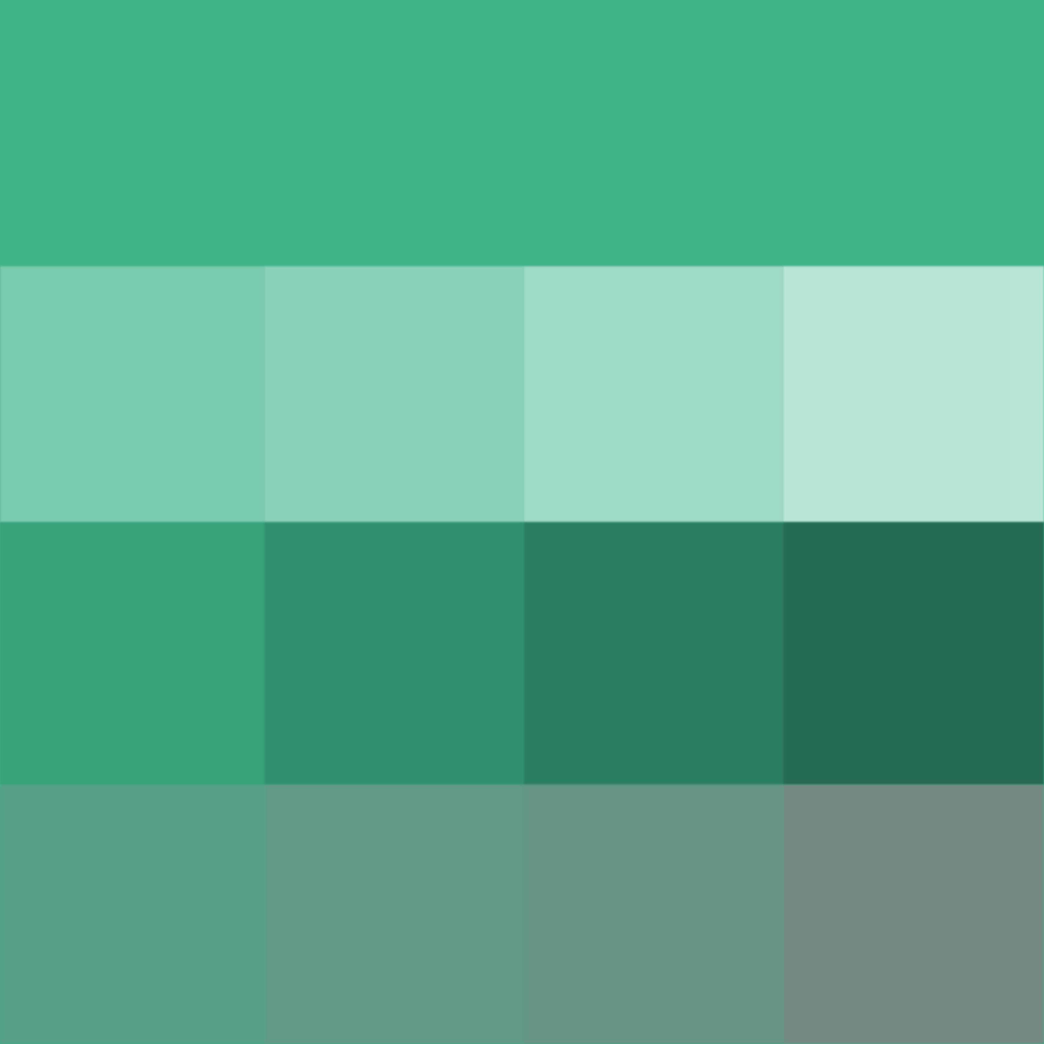 Mint Green Hue Pure Color With Tints Hue White Shades Hue Black And Tones Soft Summer Color Palette Summer Color Palettes Soft Summer Colors