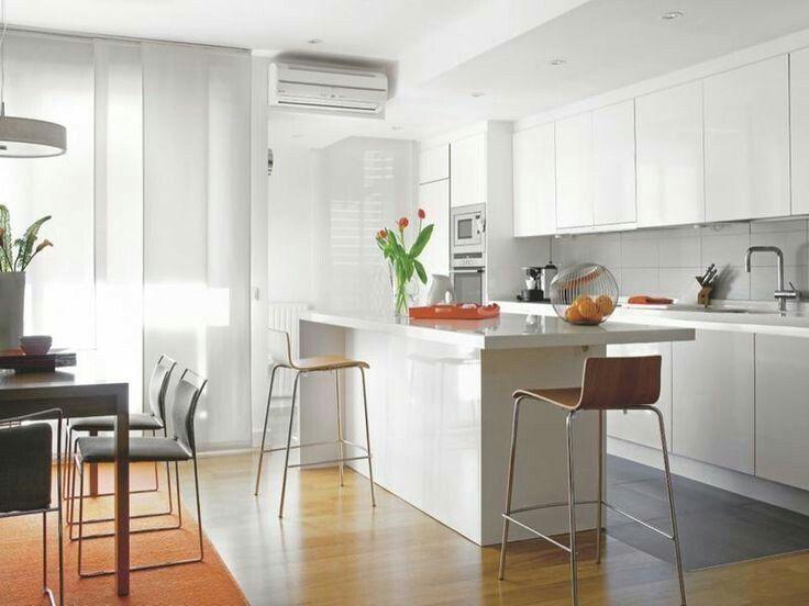 Cocina con techo ojos buey   mutfak   Pinterest   Buey, Ojos y Cocinas